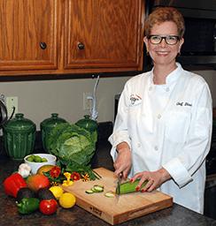 Chef Diana Kramer